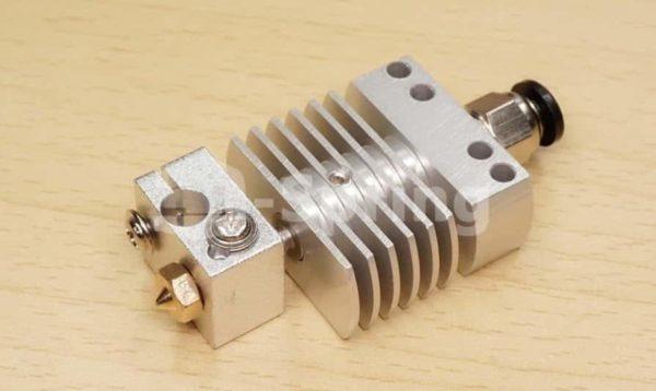 קיט ראש הדפסה CR-8 סט מלא, מתכת מלאה (all metal) בעל צלעות קירור רחבות מתאים לטמפרטורות גבוהות-2573
