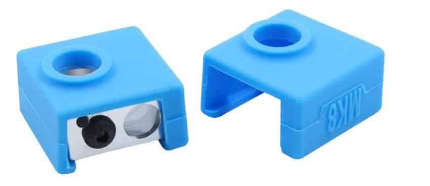 MK8 Protective Silicone Sock Cover Case For Heater Block
