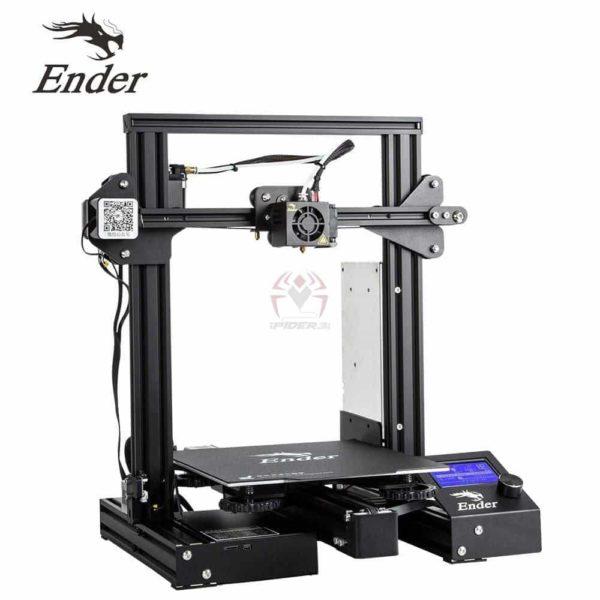 אנדר Ender 3 מדפסת תלת מימד מצויינת, הכי זול בישראל - יותר כדאי מלקנות בסין!-2596