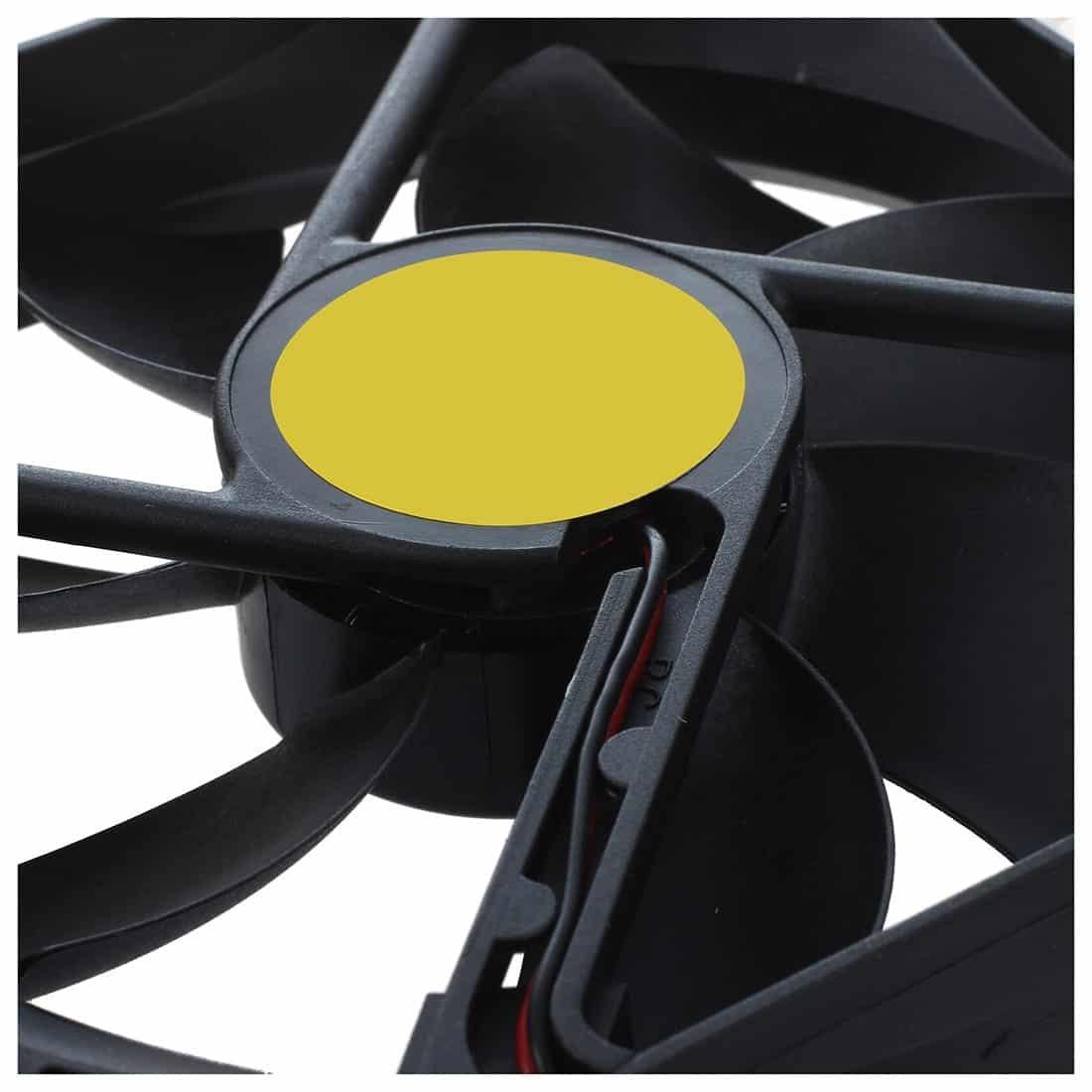 הפתרון הזול ביותר לבעיית התחממות המחשב! מאוורר קטן, אפקטיבי ובמחיר מצוין!
