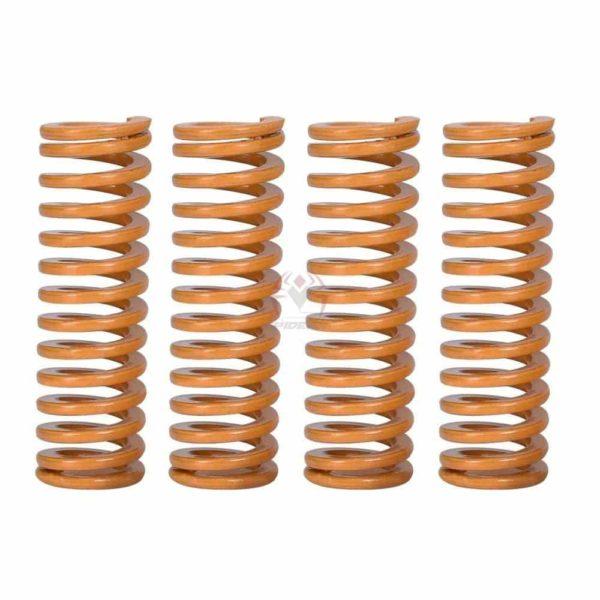 רביעיית קפיצים 3D springs למדפסת תלת ממד ליציבות המדפסת ושמירה על מיטה מפולסת -2226
