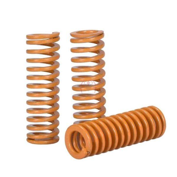 רביעיית קפיצים 3D springs למדפסת תלת ממד ליציבות המדפסת ושמירה על מיטה מפולסת -0
