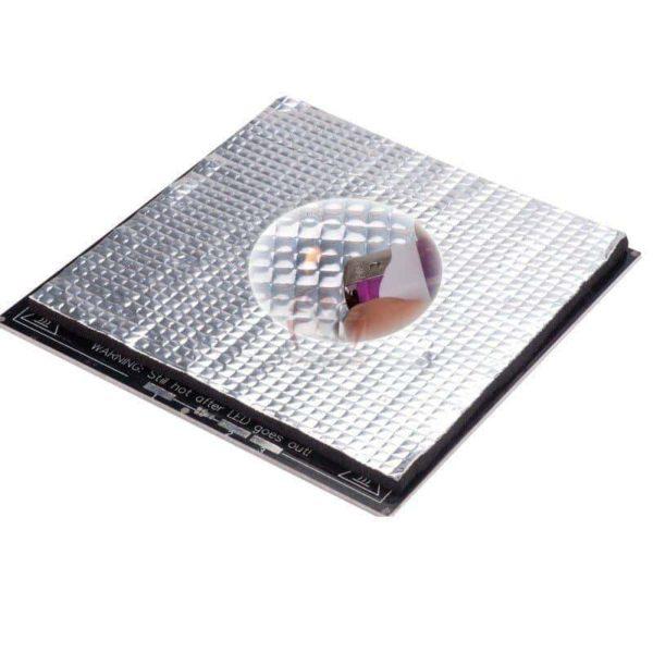 משטח הדפסה סטיקר מכותנה בידוד ופיזור אחיד של חום למדפסת תלת ממד-2199