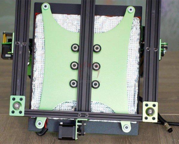 משטח הדפסה סטיקר מכותנה בידוד ופיזור אחיד של חום למדפסת תלת ממד-2200