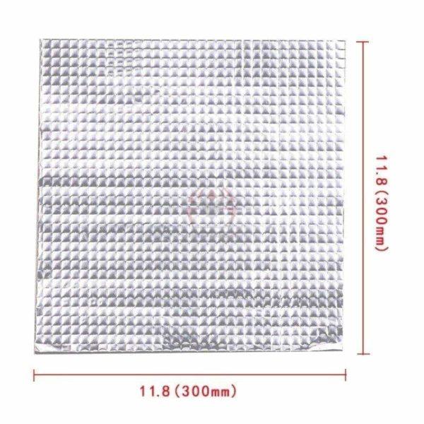 משטח הדפסה סטיקר מכותנה בידוד ופיזור אחיד של חום למדפסת תלת ממד-2193