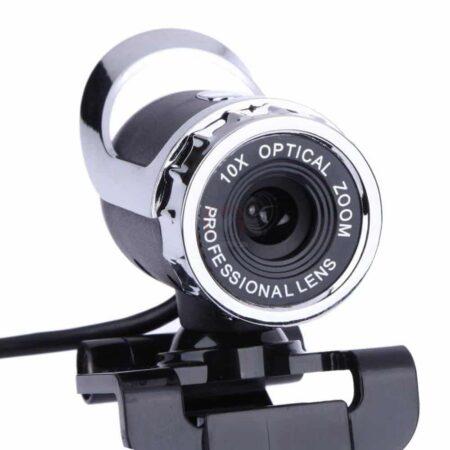מצלמה חוטית למחשב למעקב אחרי המדפסתWebcam (מצלמת רשת) צליל מעולה, חיבור איכותי.חיבור USB, קליטה של 360 מעלות למיקרופון, רזולוציה-480.-0