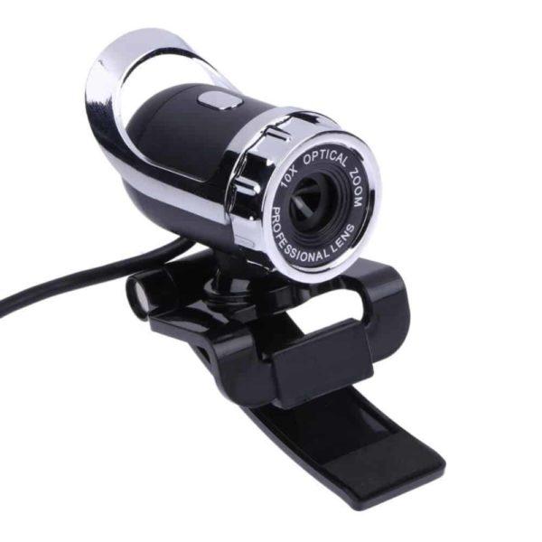 מצלמה חוטית למחשב למעקב אחרי המדפסתWebcam (מצלמת רשת) צליל מעולה, חיבור איכותי.חיבור USB, קליטה של 360 מעלות למיקרופון, רזולוציה-480.-2235