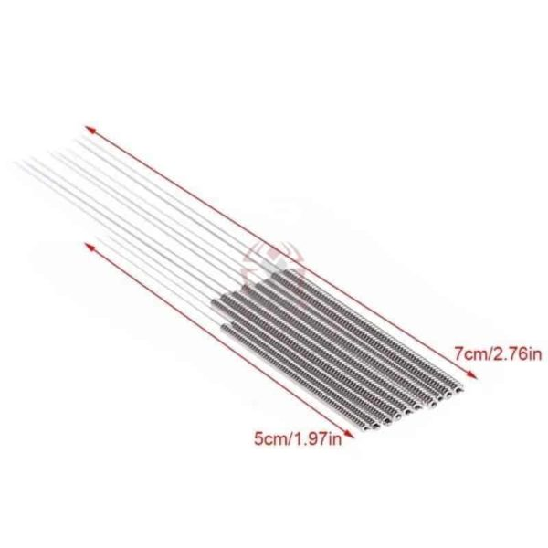 מארז 3 מחטים לניקוי דיזה Nozzle מדפסת תלת מימד-2310