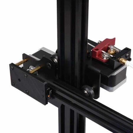 מיסב חריץ-V למדפסת תלת ממד/ CNC Openbuilds Plastic Wheel.מוצר מוצק , נוקשה ואמיד. חריץ מסוג V, מודל- Openbuilds.-0