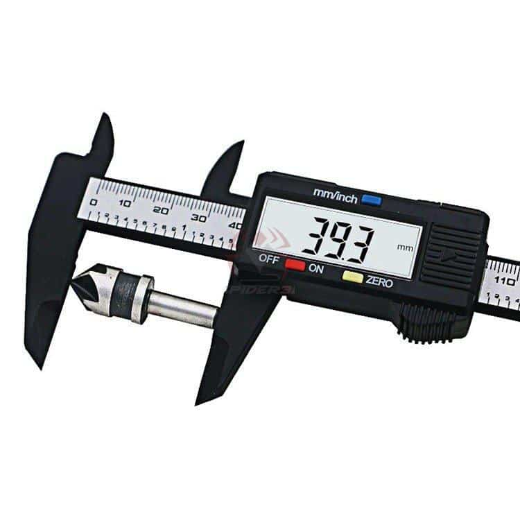 קליבר דיגיטלי Digital Caliber(מד זחיח דיגיטאלי) מודד במדויק, נוח לשימוש. טווח מדידה: 0-150-2797