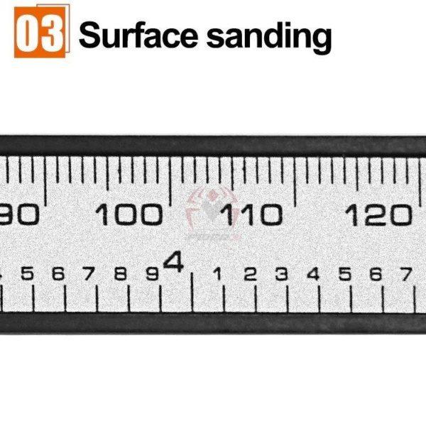 קליבר דיגיטלי Digital Caliber(מד זחיח דיגיטאלי) מודד במדויק, נוח לשימוש. טווח מדידה: 0-150-2815