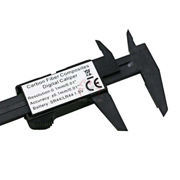 קליבר דיגיטלי Digital Caliber(מד זחיח דיגיטאלי) מודד במדויק, נוח לשימוש. טווח מדידה: 0-150-2801