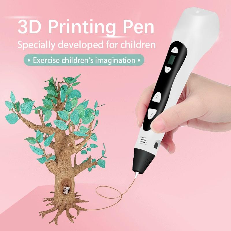 עט תלת מימד חכם, ליבת מתכת