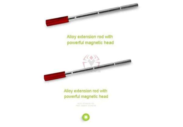 סט 32 ראשי מברגים מגנטיים כולל ידית חכמה עם מצב T רק-3046