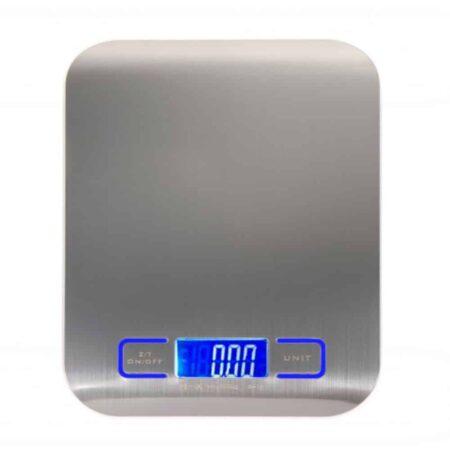 משקל אלקטרוני בעל רמת דיוק גבוהה, פלדת אל-חלד-0