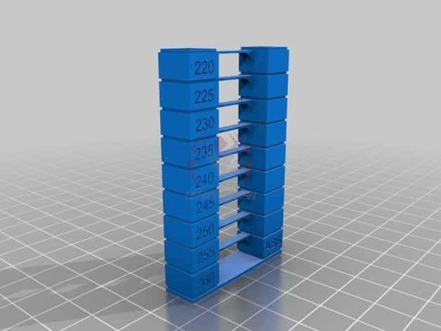 מגדל חום להדפסה בחינם