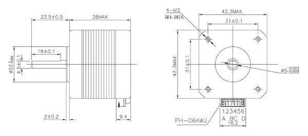 אקסטרודר עוצמתי במיוחד בעל כח דחיפה פי 3 ומונע סתימות