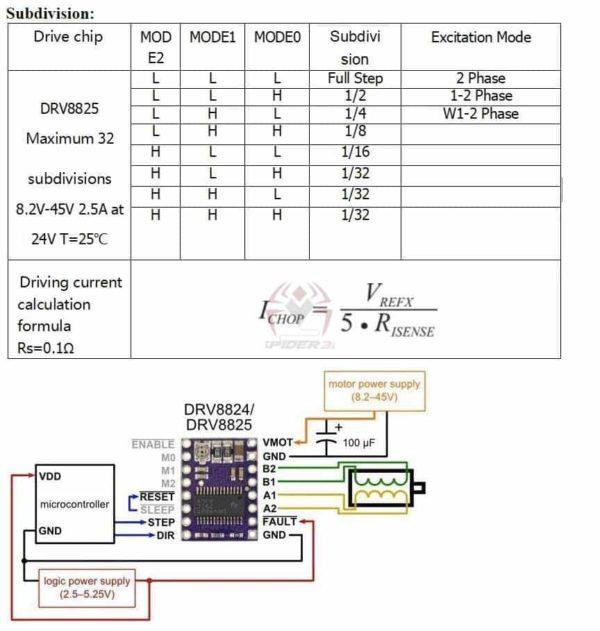 Driver דרייבר 8825 מדוייק מאוד למדפסת תלת מימד-3707