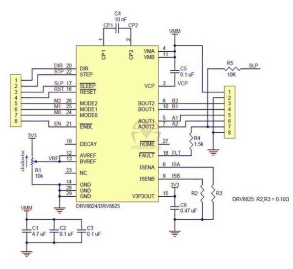 Driver דרייבר 8825 מדוייק מאוד למדפסת תלת מימד-3705