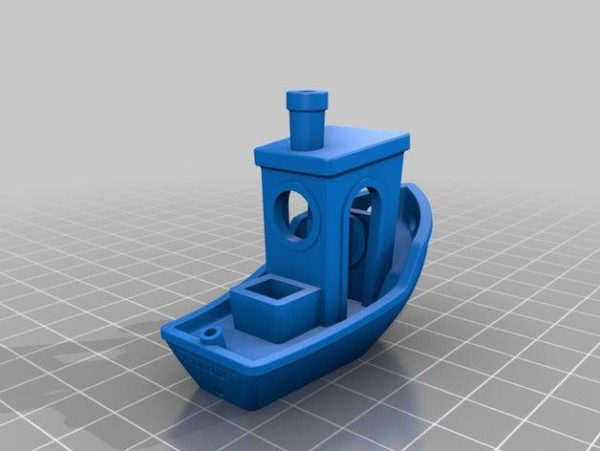 ספינה תלת מימד - קובץ STL להורדה והדפסה בתלת מימד בחינם!-3397