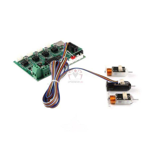 סט מלא - חיישן כיול - פילוס מיטה BLTouch לאנדר 3 - קיט קומפלט כולל bootloader המאפשר צריבה בקלות על אנדר 3 ו cr-10-3204