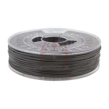 פילמנט ABS אפור גוון כהה -גליל הדפסה ABS grey Filament-3522