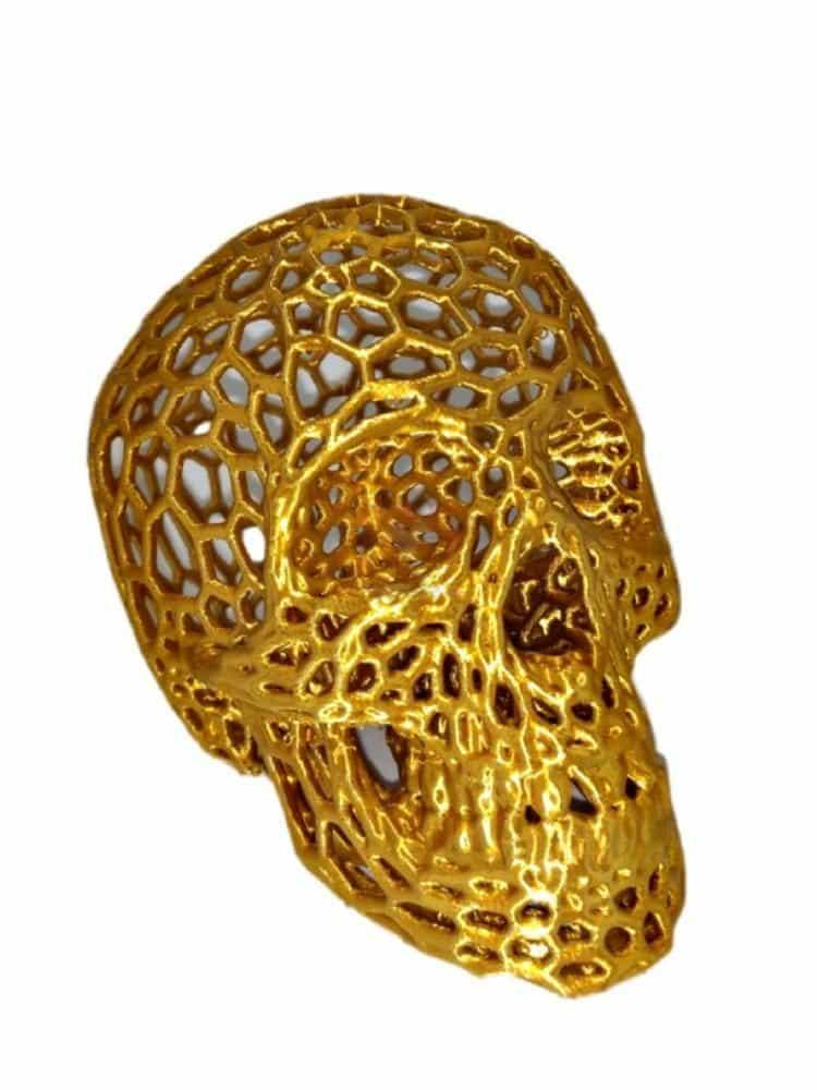 """פילמנט סילק משי זהב 1ק""""ג Gold Silk Filament -4118"""