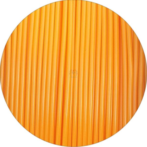 פילמנט PLA כתום להבהTangerine Orange Pla Filament -0