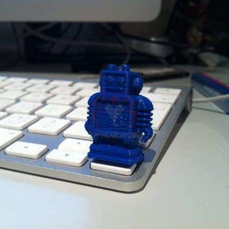 רובוט - קובץ STL להורדה והדפסה בתלת מימד בחינם!-0