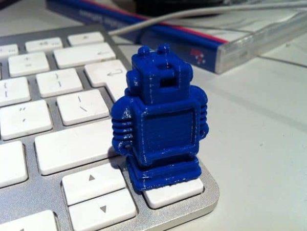רובוט - קובץ STL להורדה והדפסה בתלת מימד בחינם!-3388