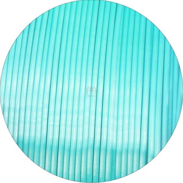 סילק מטאל כחול קאריביים