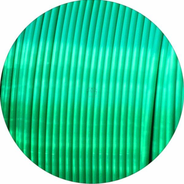 ירוק סילק מטאלי silk pla