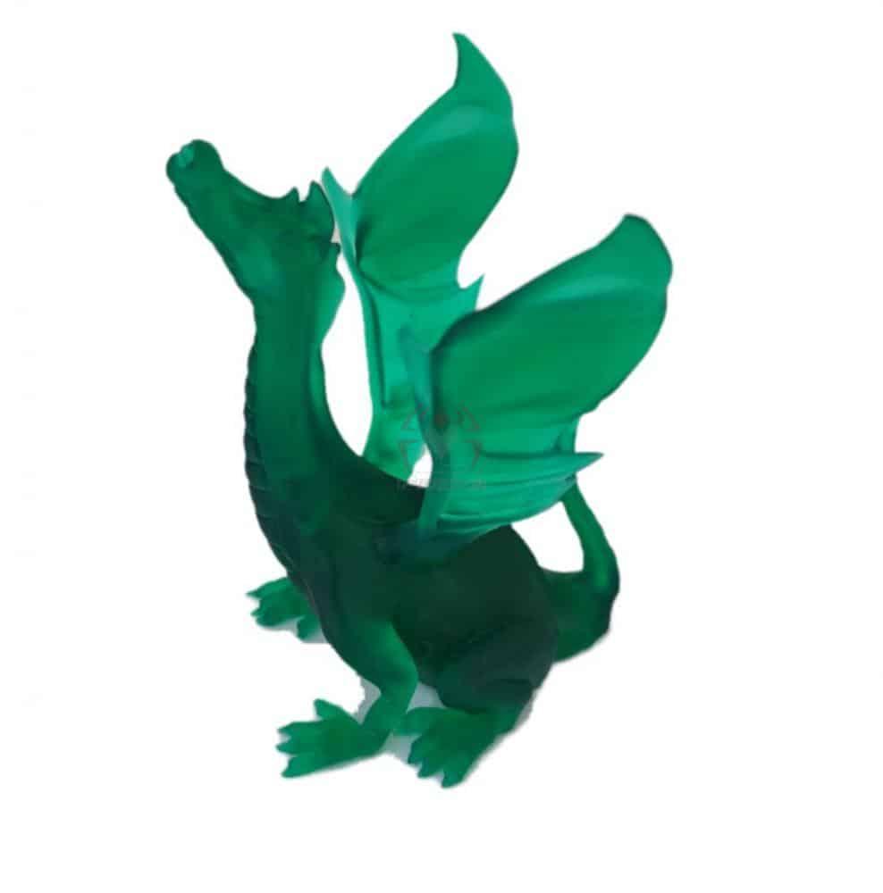 שרף ירוק Green Resin- עבור מדפסת SLA, DLP