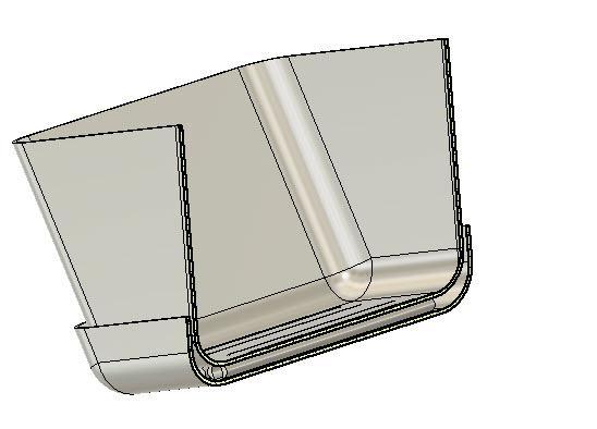 אדנית חכמה כולל איסוף מים ביחידה אחת -קובץ STL להורדה והדפסה בתלת מימד-0