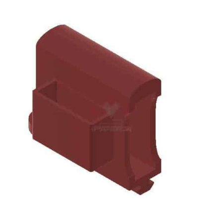 מחזיק למאריך כרטיס זיכרון SD לאנדר 3 CR-10 ולCR10S-PRO קובץ STL להורדה והדפסה בתלת מימד-0