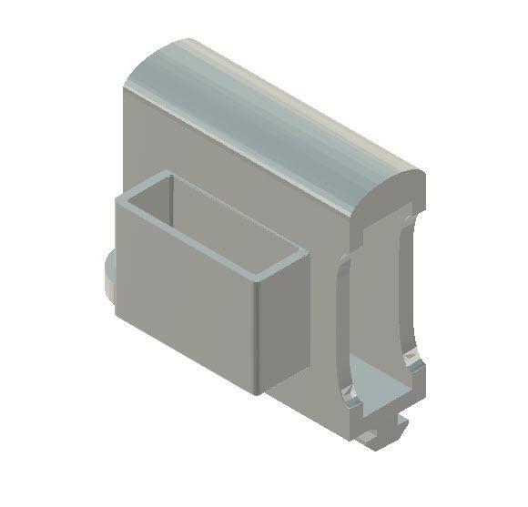 מחזיק למאריך כרטיס זיכרון SD לאנדר 3 CR-10 ולCR10S-PRO קובץ STL להורדה והדפסה בתלת מימד-3959