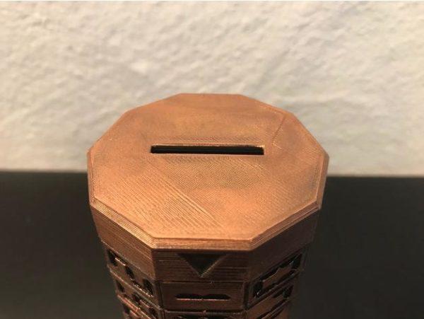 קופה מעוצבת - קובץ STL להורדה והדפסה בתלת מימדחינם-3882