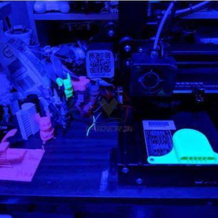 כיסוי מאוורר לאנדר 3 ender - קובץ STL הורדה חינם להדפסה בתלת מימד-0