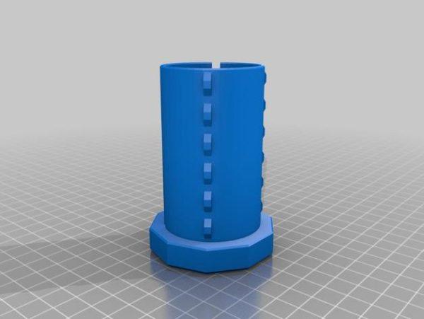 קופה מעוצבת - קובץ STL להורדה והדפסה בתלת מימדחינם-3883