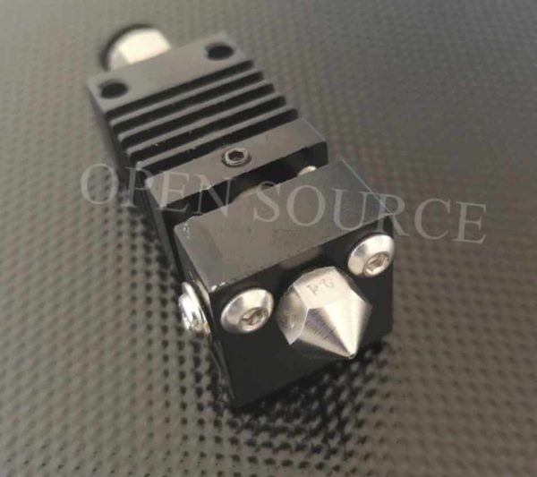 אקסטרודר ראש הדפסה לטמפרטורה גבוהה אול מטאל -hotend all metal -4259