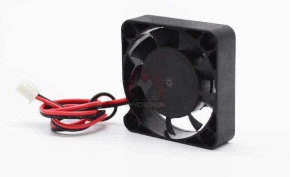 """מאוורר שקט במיוחד 3010 מידות 30*30*10מ""""מ בעל מאוורר טורבו למדפסת תלת מימד 24V/12/-0"""
