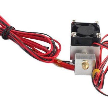 סט אקסטרודר אלומיניום כולל מאוורר - ביצועים מעולים, יציב וחזק-4270