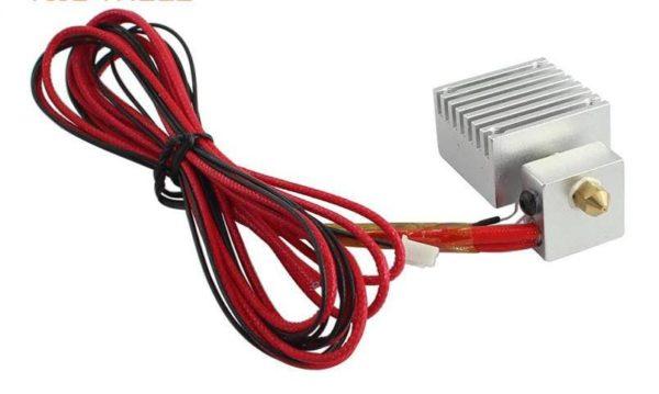 סט אקסטרודר אלומיניום כולל מאוורר - ביצועים מעולים, יציב וחזק-4274