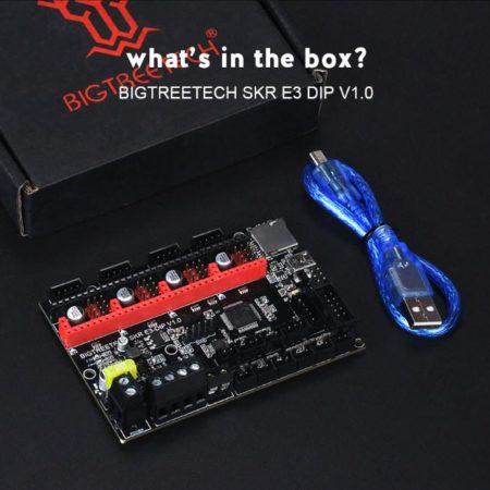 בקר לוח אם SKR תואם ומתקדם 32 ביט למדפסת תלת מימד-0