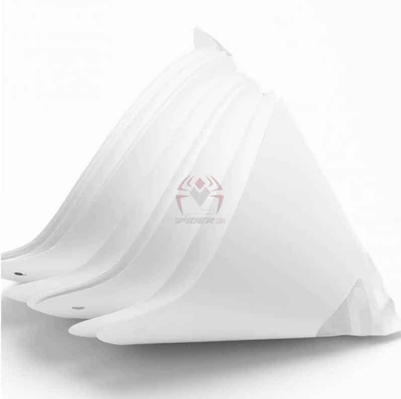מסנן נייר מתכלה עבור מדפסת שרף - 5 יחידות-0