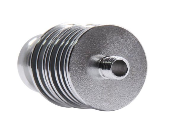 רדיאטור קירור 9 צלעות משולב גרון עשוי מתכת - All metal radiator-4325
