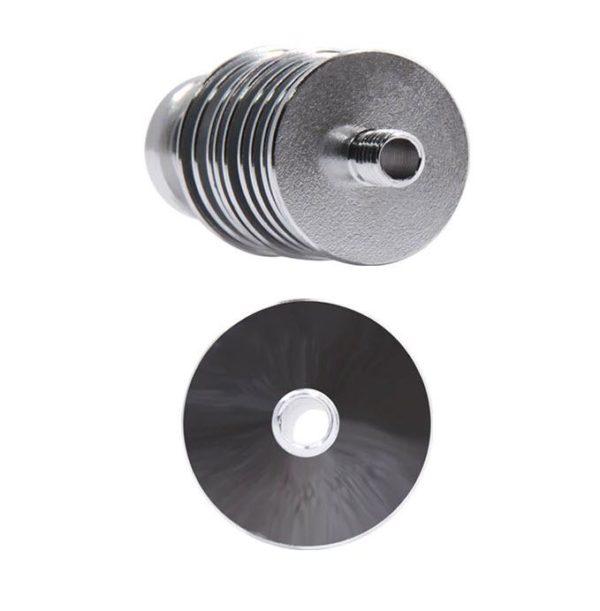 רדיאטור קירור 9 צלעות משולב גרון עשוי מתכת - All metal radiator-4323