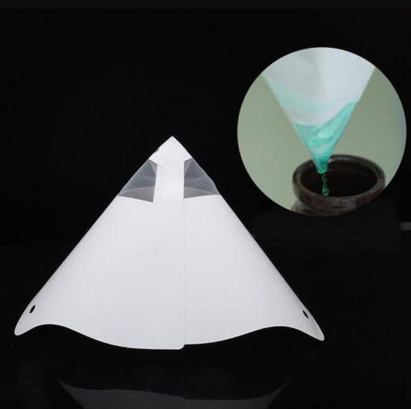 מסנן נייר מתכלה עבור מדפסת שרף - 5 יחידות-4340