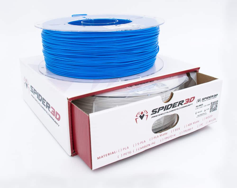SUPER PLA כחול - גרסה מחוזקת של פלוס plus