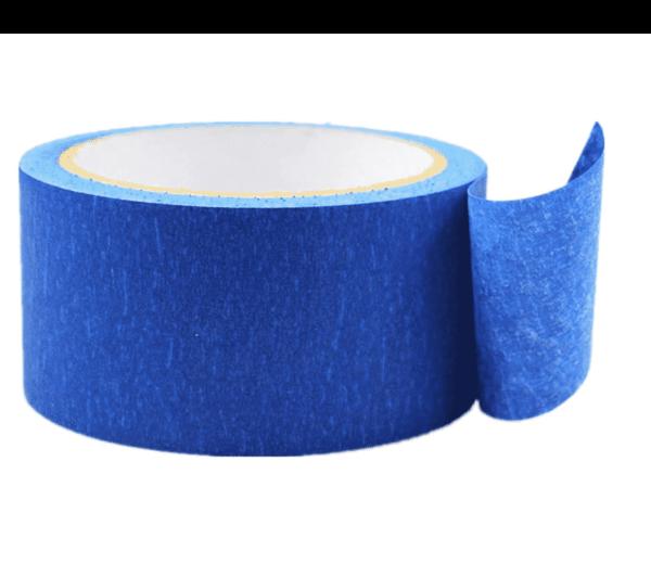 סרט דבק כחול 30 מטר למשטח הדפסת למדפסת תלת מימד-4533